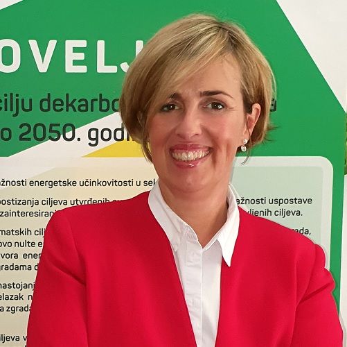Ms. Irena Križ Šelendić